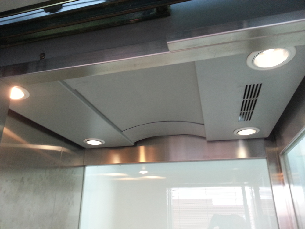 Lift Car Interior Finishing